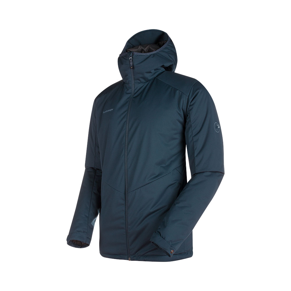 Mammut M's Chamuera SO Thermo Hooded Jacket
