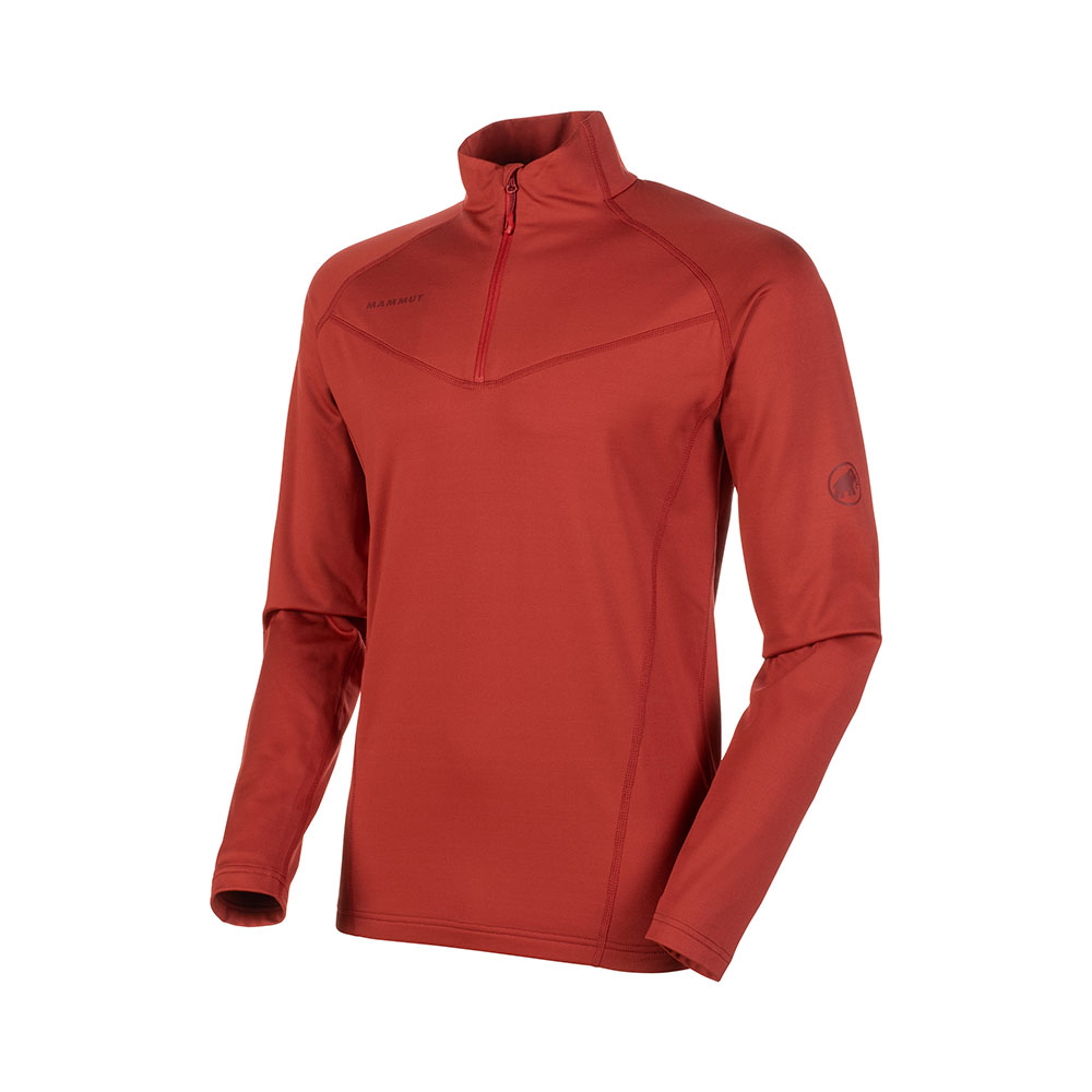Mammut M's Snow ML Half Zip Pull