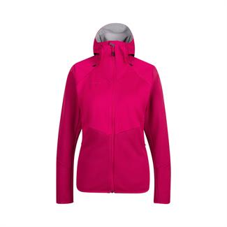 Mammut Ultimate VI SO Hooded Jacket Dames