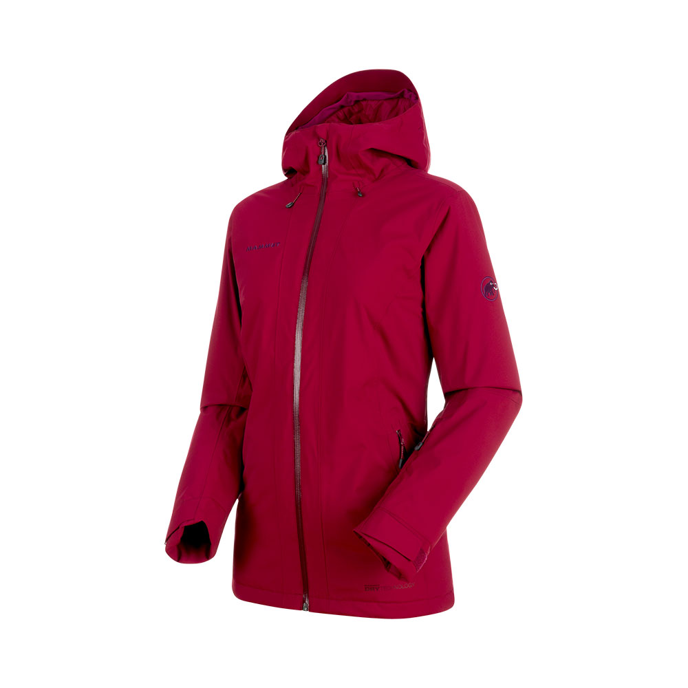 Mammut W's Nara HS Thermo Hooded Jacket