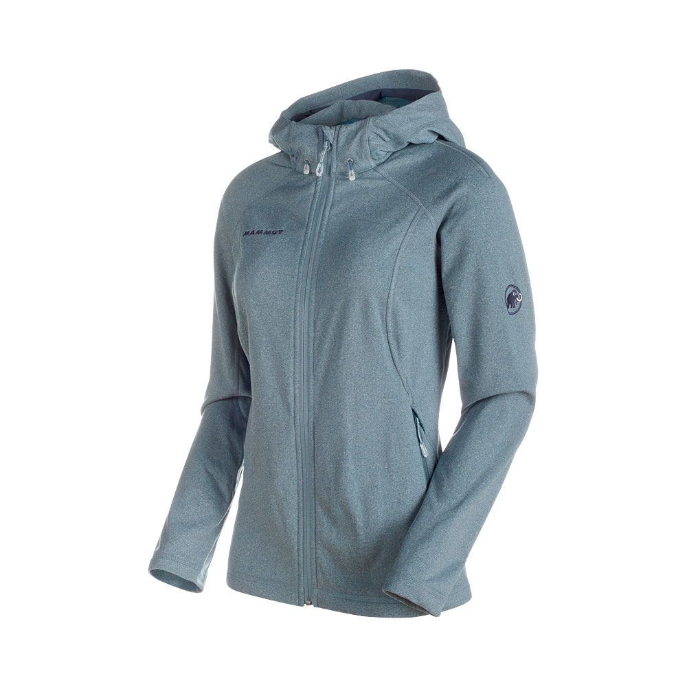 Mammut W's Runbold ML Hooded Jacket
