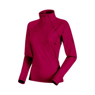 Mammut W's Snow ML Half Zip Pull