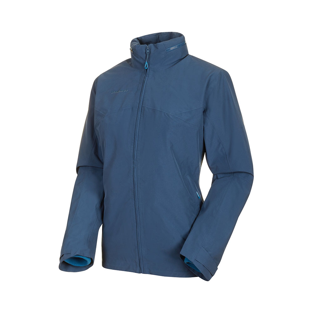 Mammut W's Trovat 3 in 1 HS Hooded Jacket