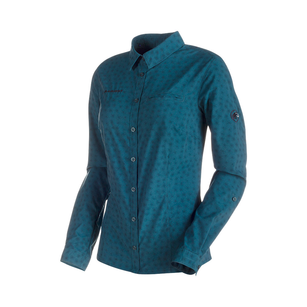 Mammut W's Trovat Advanced Longsleeve Shirt
