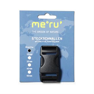 Meru Buckle 20mm
