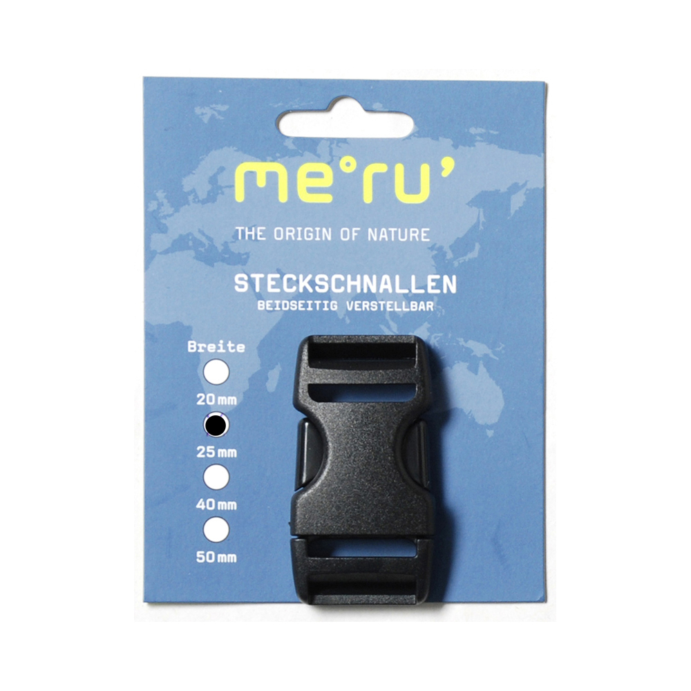Meru Buckle 25mm