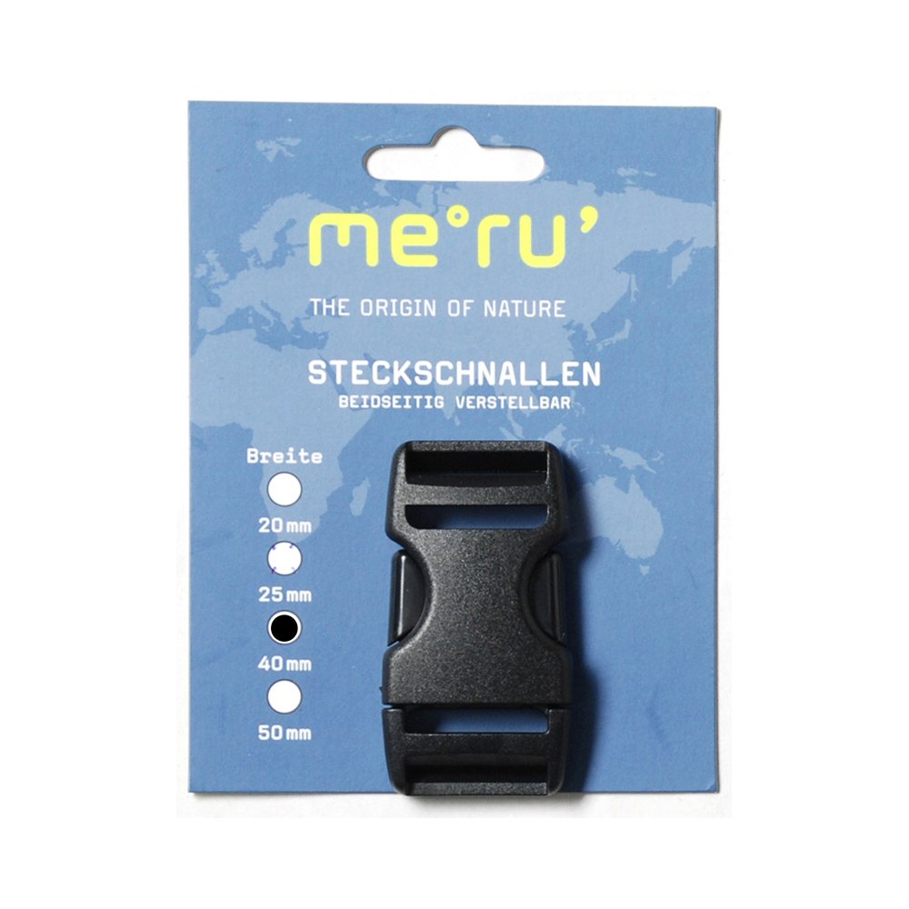 Meru Buckle 40mm