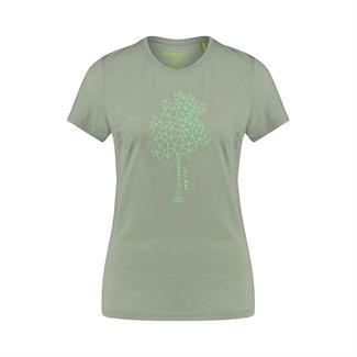 Meru Enkoping merino T-Shirt Dames