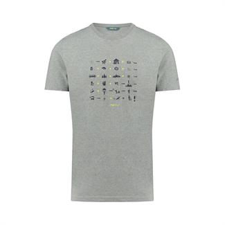 Meru M's Sete T-Shirt