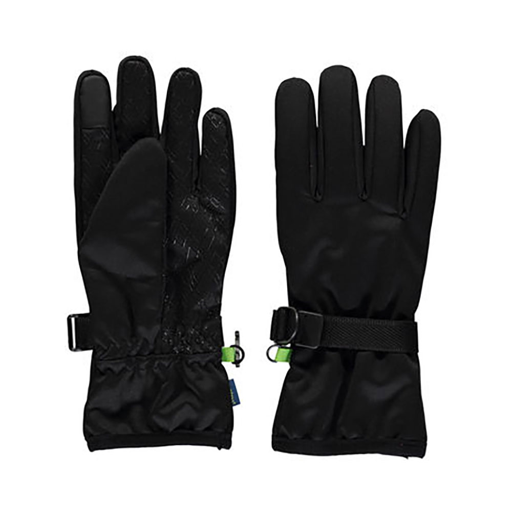 Meru Nuuk Softshell Gloves with Strap