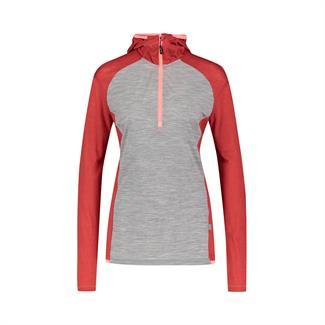Meru Sortland Hoody T-shirt Dames