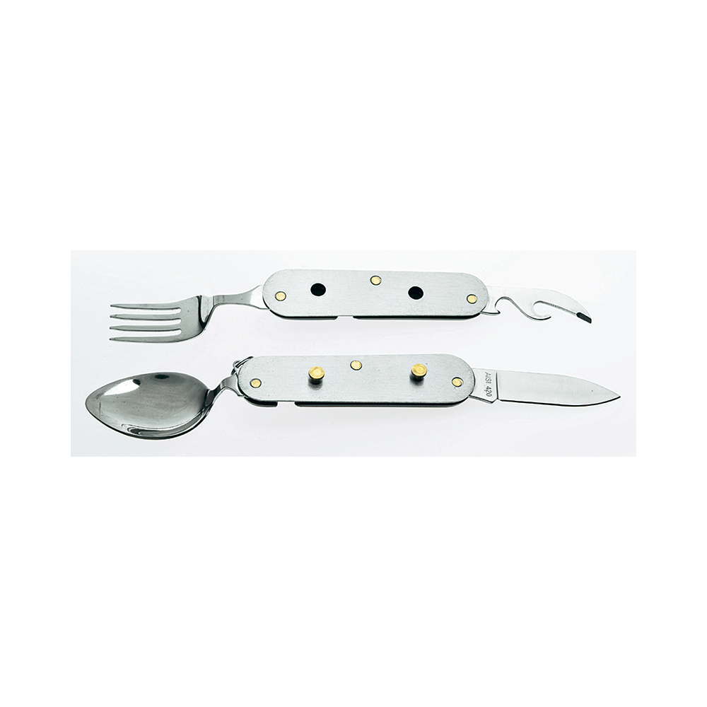 Meru Travel Cutlery Set
