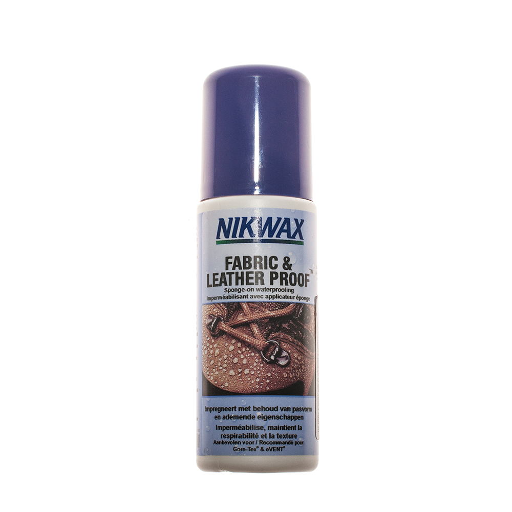 Nikwax Fabric & Leather Proof - 125 ml
