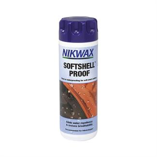 Nikwax Softshell Proof - 300 ml