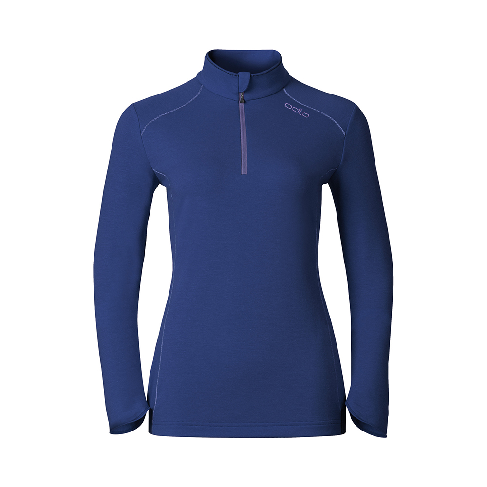 Odlo W's Quake Midlayer 1/2 zip
