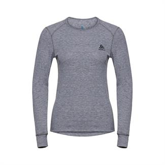 Odlo W's Shirt L/S Crew Neck Warm
