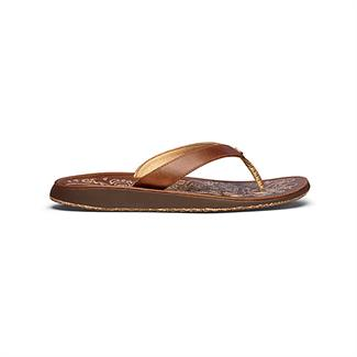 OluKai Pianolo slippers dames