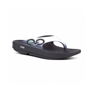 OOfos M's OOriginal Sport slippers cloud white