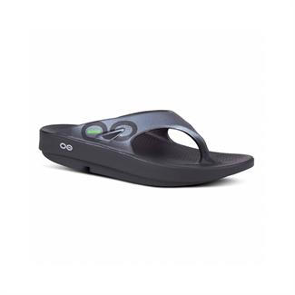 OOfos M's OOriginal Sport slippers graphite