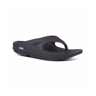 OOfos OOriginal Unisex slippers Black