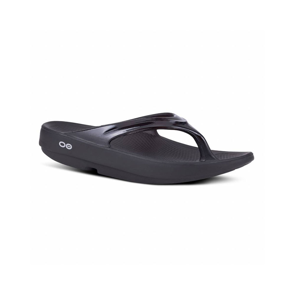 OOfos W's OOlala slippers black