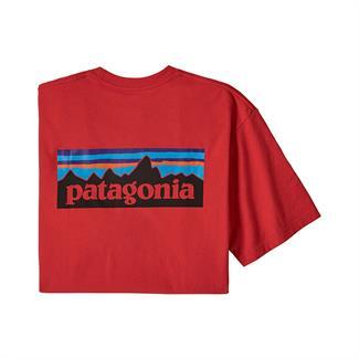 Patagonia P-6 Logo Responsibili-Tee