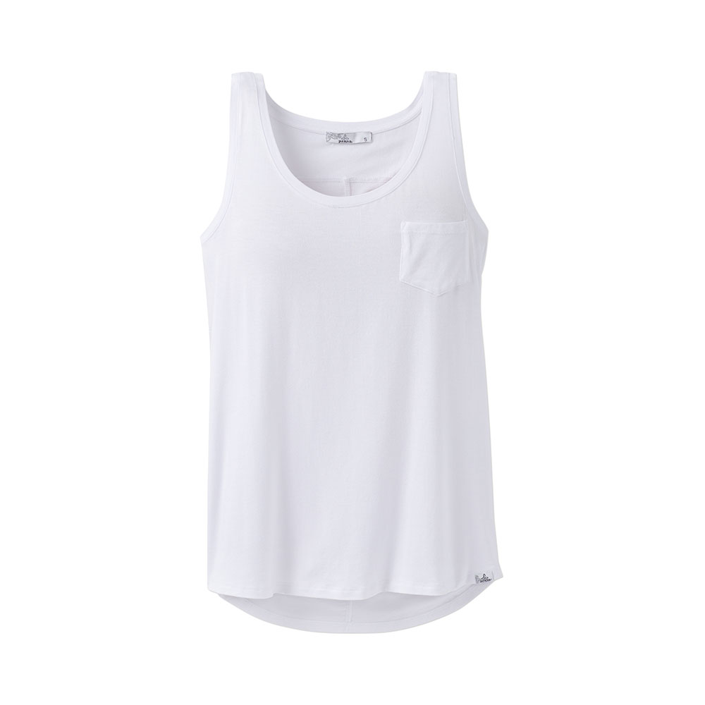 PrAna W's Foundation Scoop Neck Tank