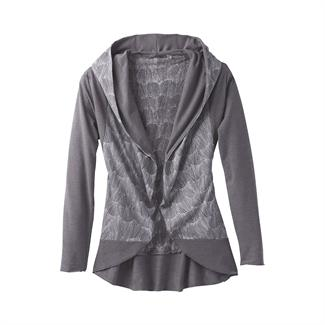 PrAna W's Graceful Wrap vest