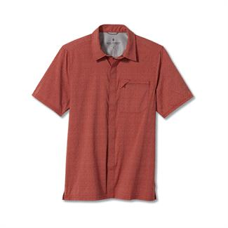 Royal Robbins M's City Traveler Novelty S/S Shirt