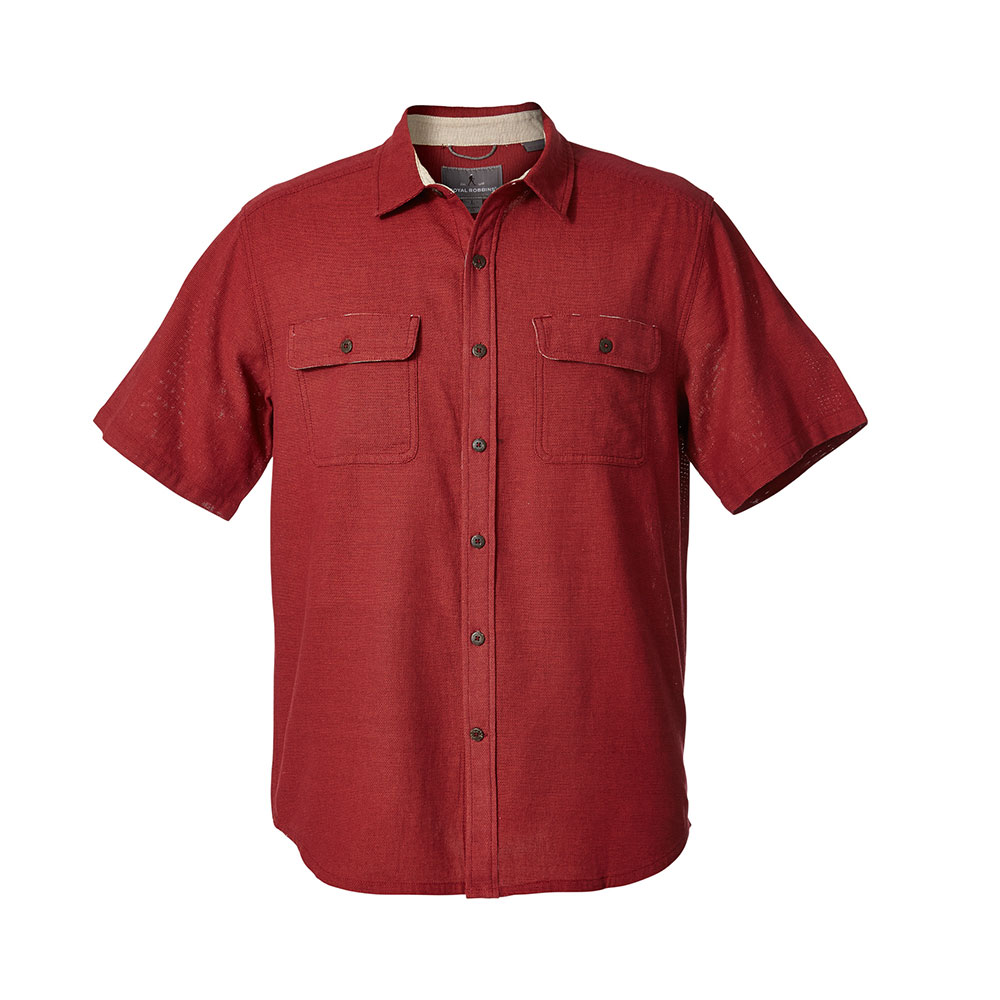 Royal Robbins M's Cool Mesh Eco S/S Shirt