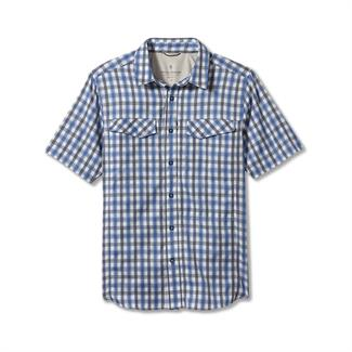Royal Robbins M's Travel Light S/S Shirt