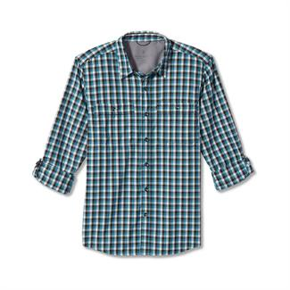 Royal Robbins M's Vista Dry Plaid L/S Shirt