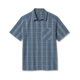 Royal Robbins Spotless Plaid S/S heren