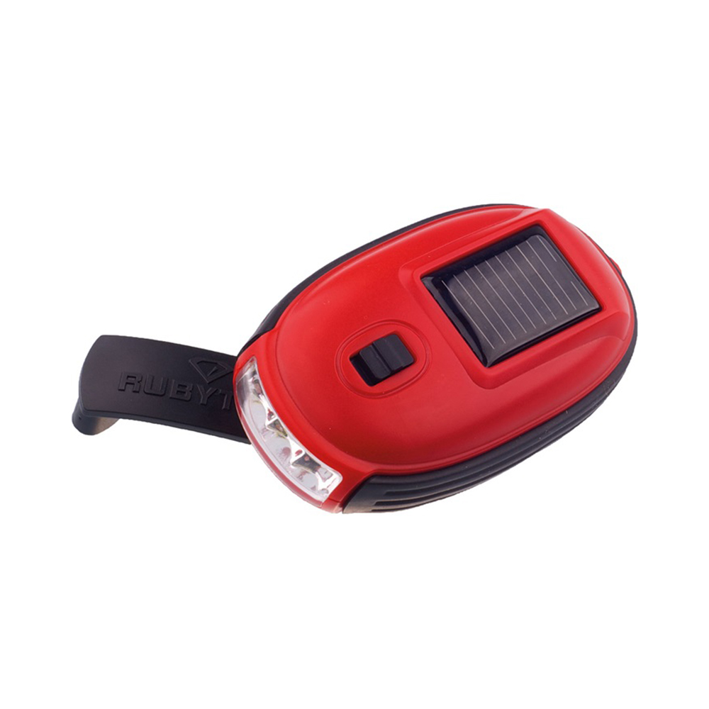 Rubytec Kao XL Solar Flashlight