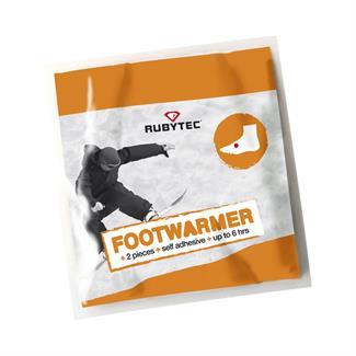 Rubytec Naha Footwarmer