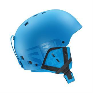 Salomon M's Brigade Blue Mat skihelm