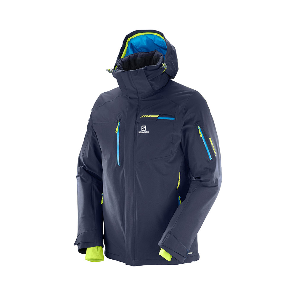 Salomon M's Brilliant Ski-Jacket