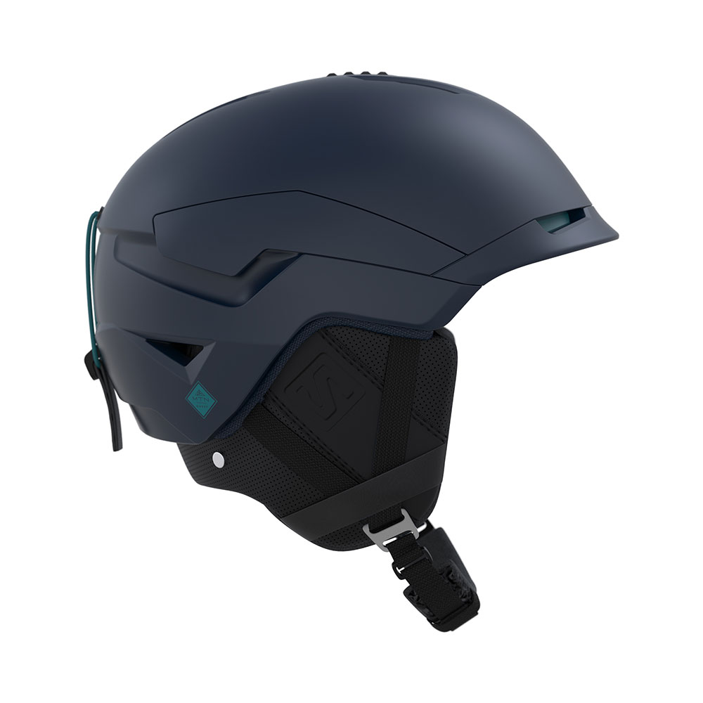 Salomon Quest Navy skihelm