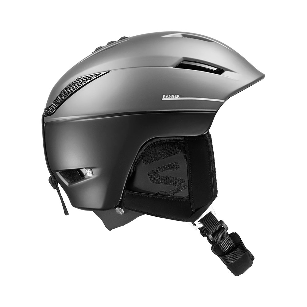 Salomon Ranger2 Custom Air Grey/Blk skihelm