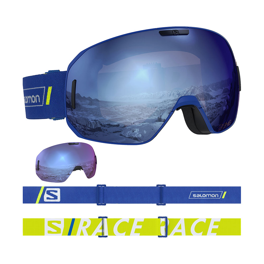 Salomon S/Max Sigma Race skibril incl. extra lens
