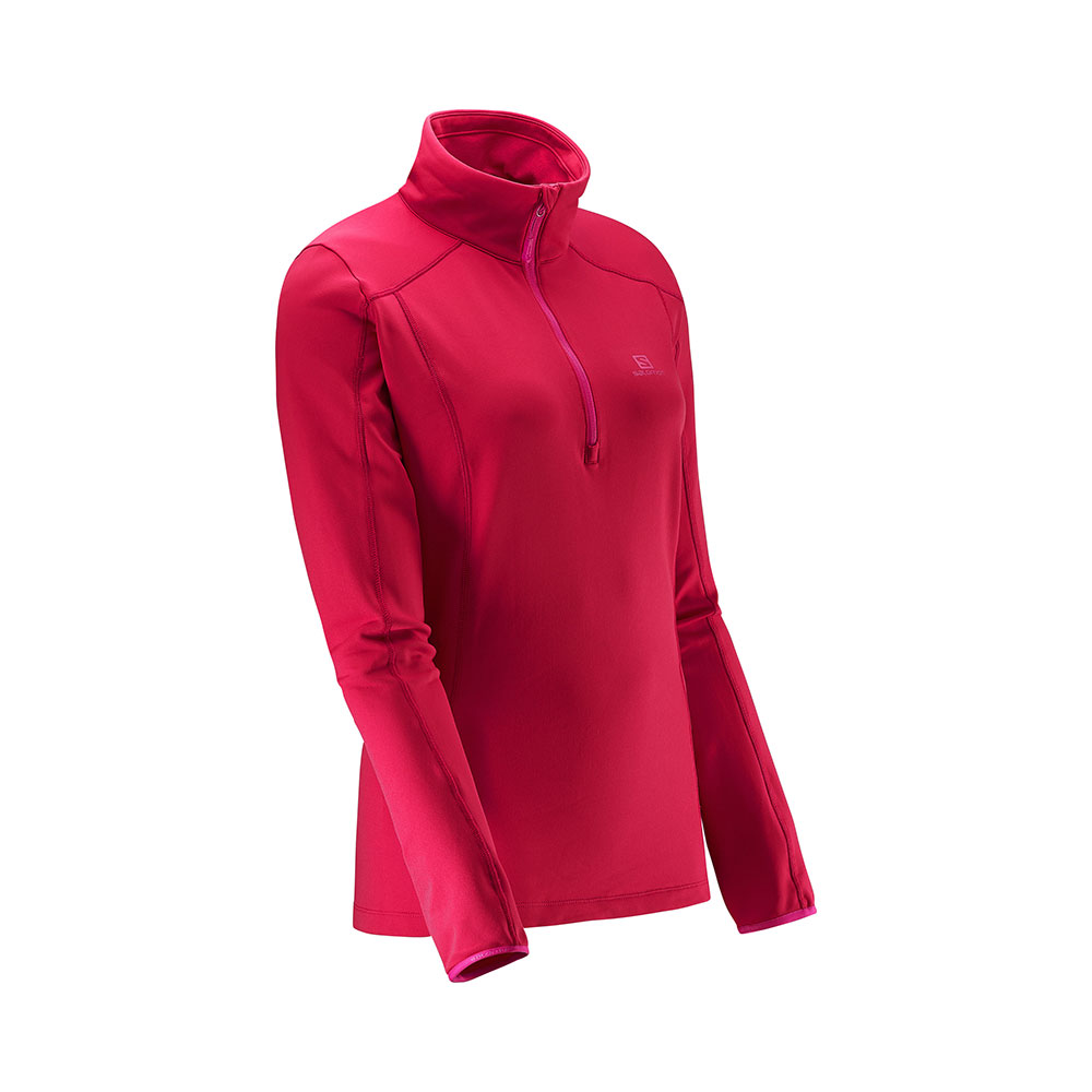 Salomon W's Discovery 1/2 Zip