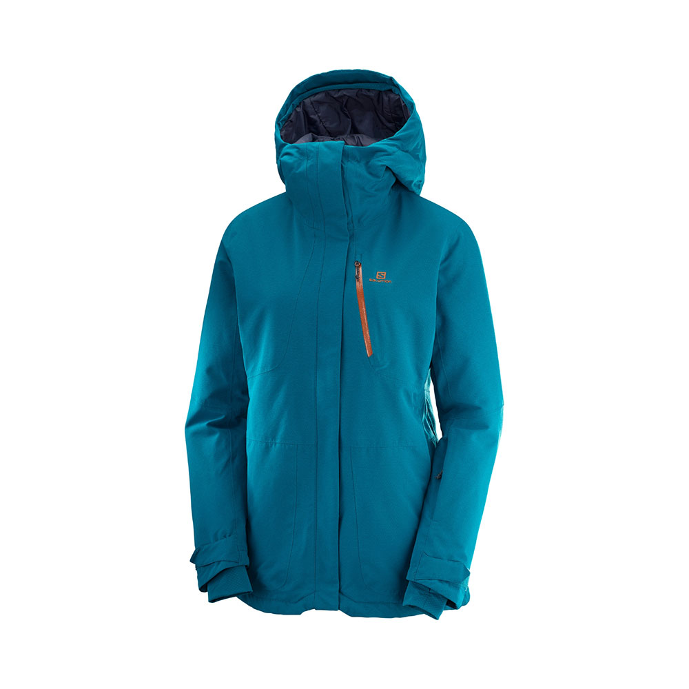 Salomon W's Qst Snow Jacket