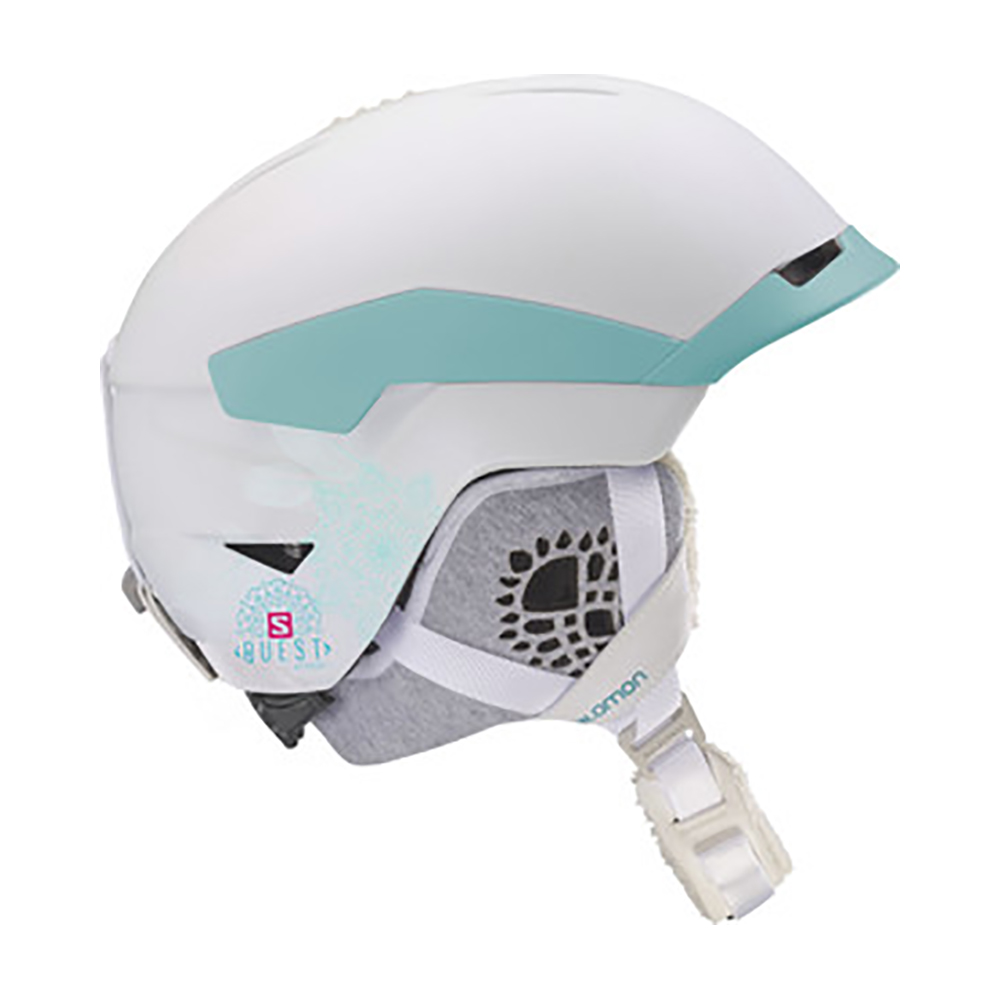 Salomon W's Quest Access White skihelm