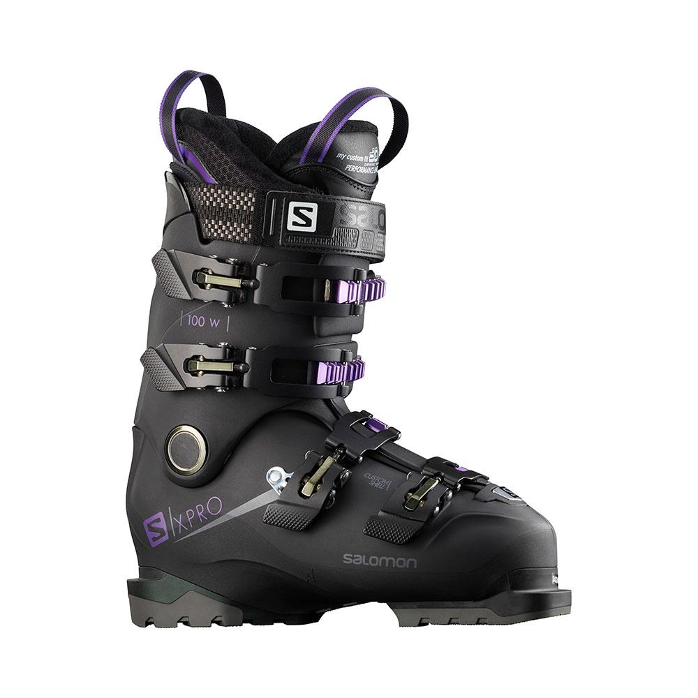 20dab8716af Salomon W's X Pro 100 skischoenen (combi-maat)