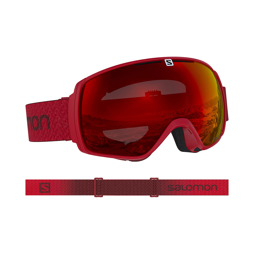 Salomon XT One Unisex skibril
