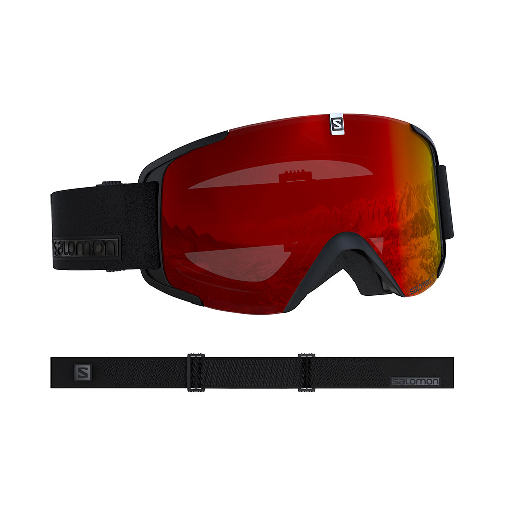 Salomon XView Photo Unisex skibril