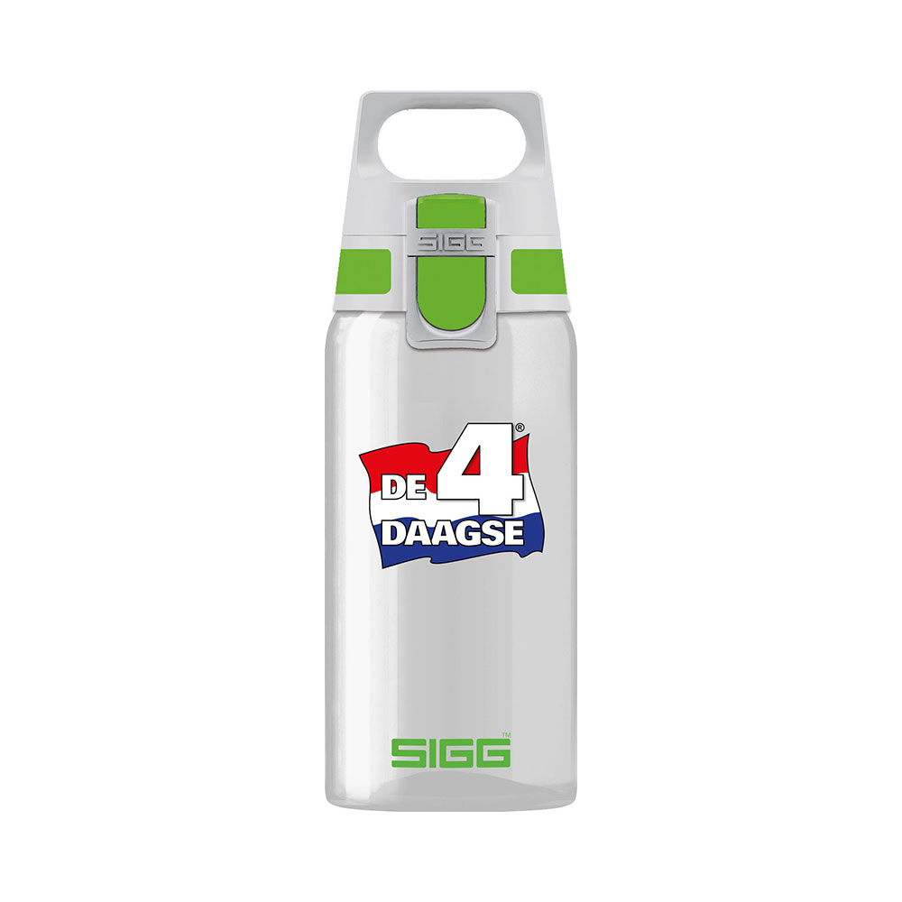 SIGG Total Clear 0.5L 4daagse drinkfles