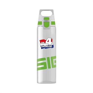 SIGG Total Clear 0.75L 4daagse drinkfles