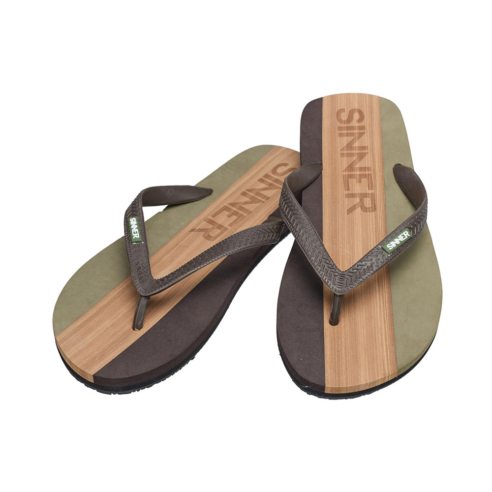 Sinner M's Capitola Slippers