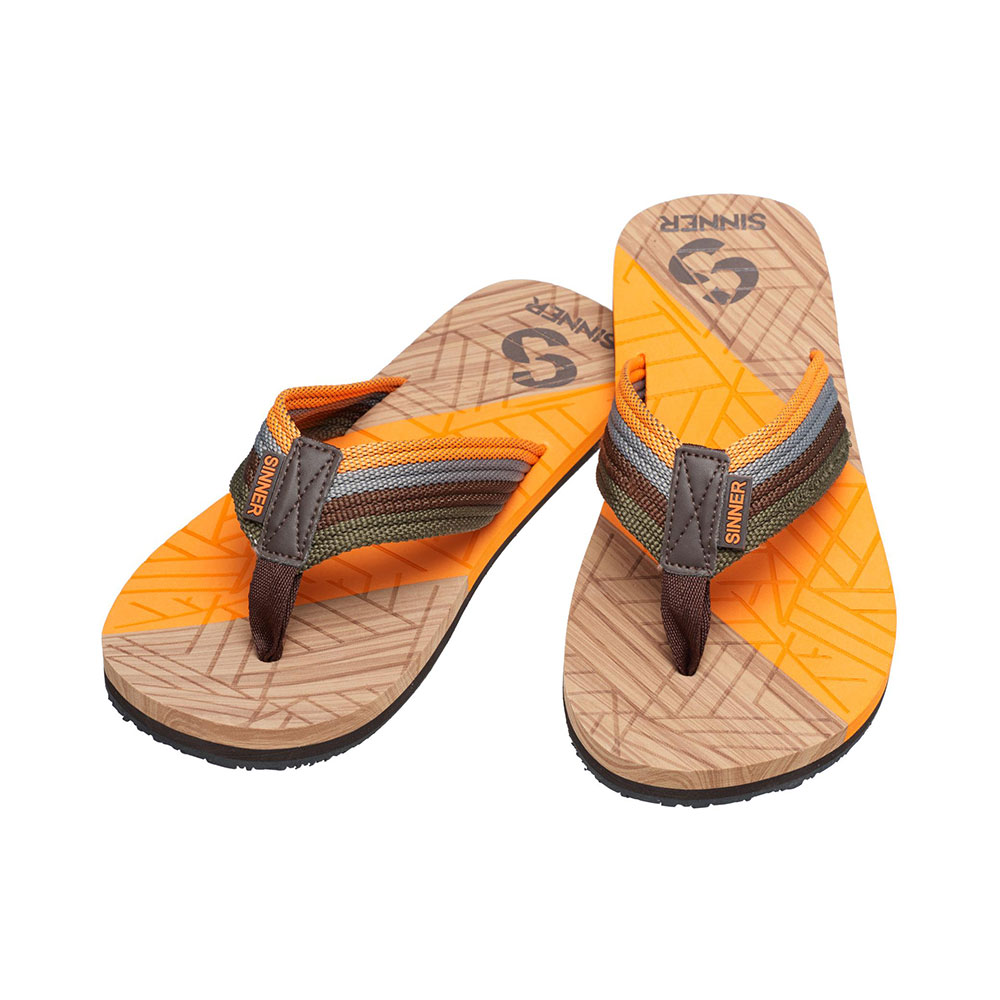 Sinner M's Manado slippers